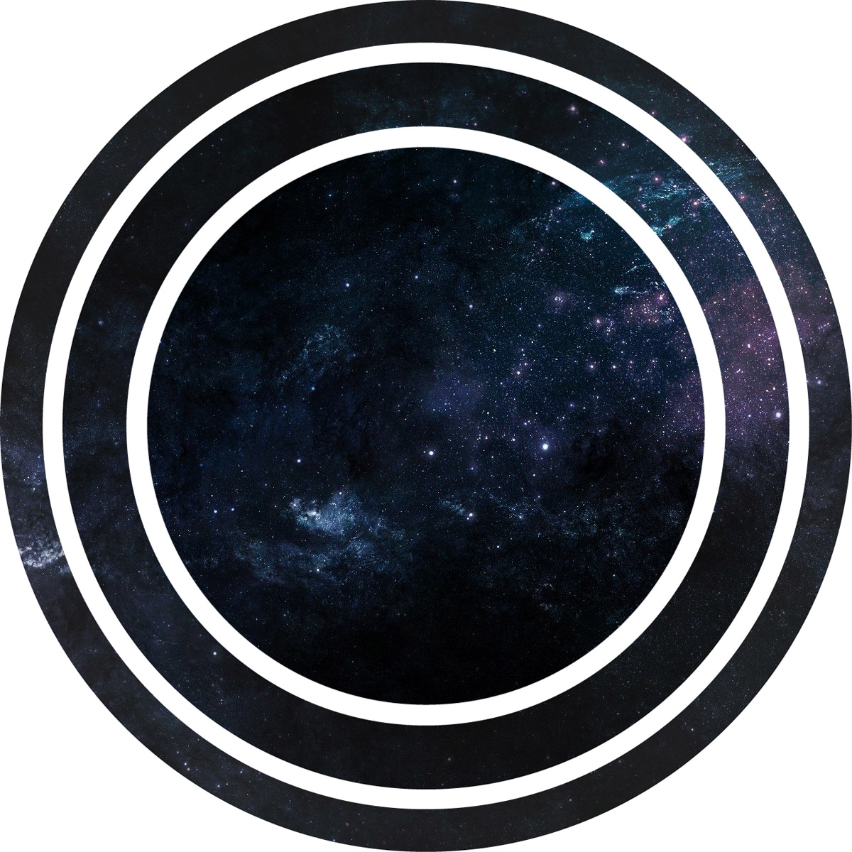 """Логотип """"Этим летом!"""", космический вариант"""