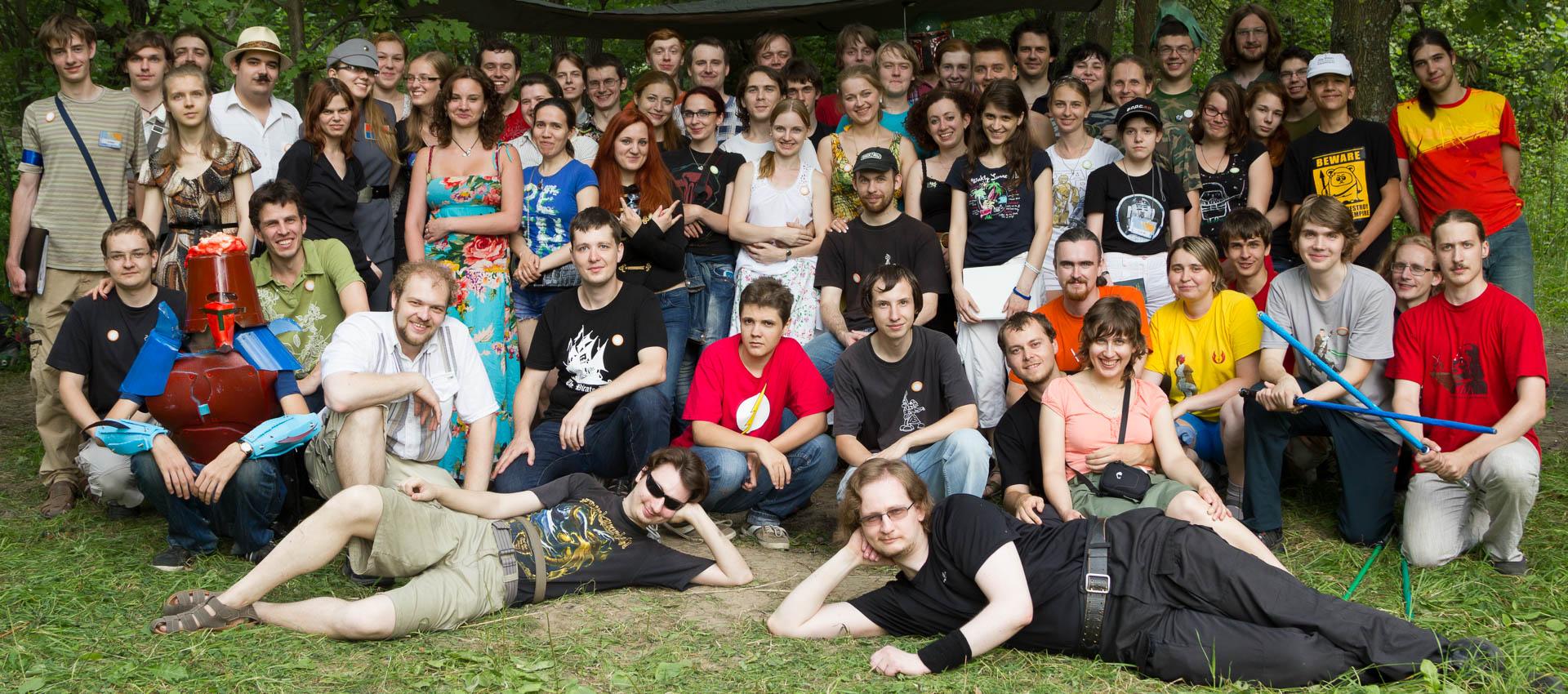 Участники пикника Этим летом!